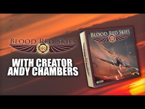 Blood Red Skies with Andy Chambers