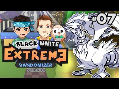 EASY CAPTURE! - Pokémon Black & White EXTREME Randomizer Nuzlocke Versus w/ Patterrz! Episode #07