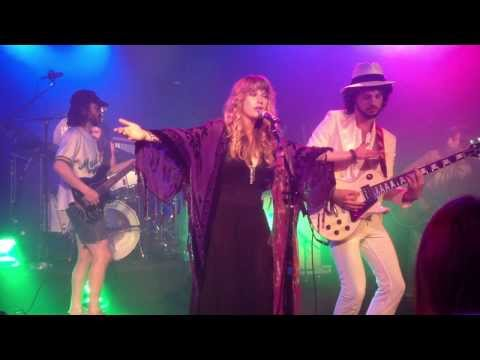 Fleetwood Mac tribute band Rumours performs