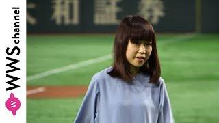 22日、福岡出身のシンガーソングライター、 川嶋あいが東京ドームで開催...