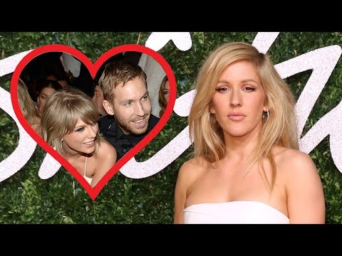 Ellie Goulding Played Matchmaker For Taylor Swift And Calvin Harris?