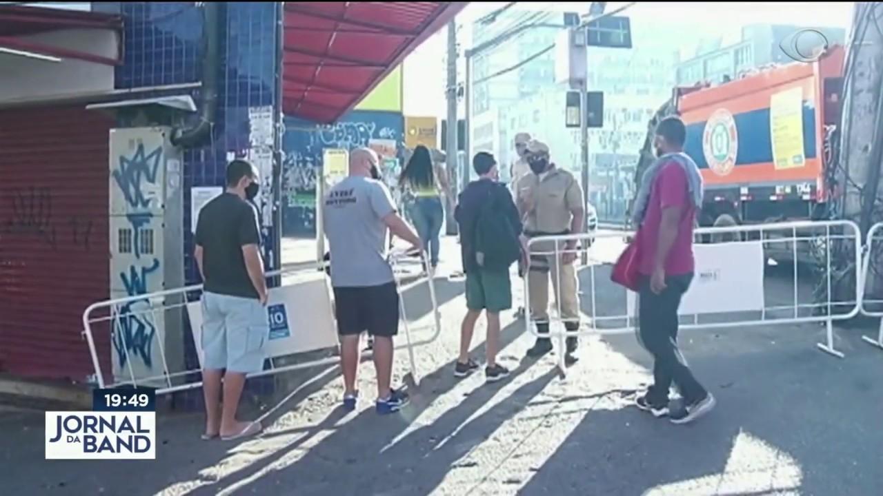 Notícias - Prefeitura do Rio ainda não tem uma data para a reabertura da economia - online