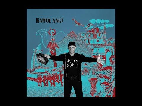 Detour Guide by Karim Nagi (book & soundtrack)