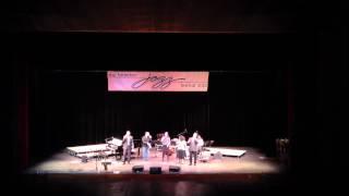 """Loves Me Like A Rock"" NY Voices @ Brandon Jazz Festival 2012"