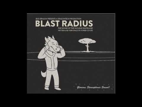 Pepper Coyote - Blast Radius (Studio Version) [Full Album HQ]