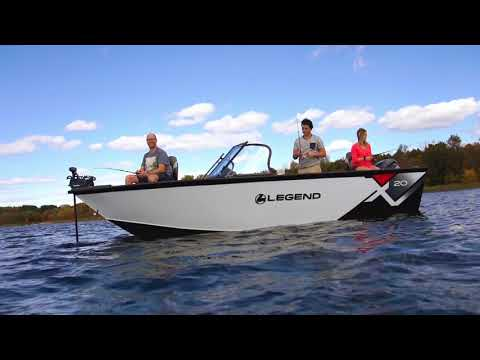 2018 Top Fishing Boats by Legend Boats - X20
