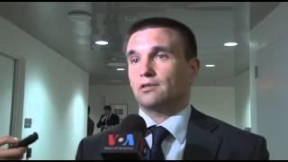 Министр иностранных дел Украины в ООН: необходимо сделать деэскалацию конфликта постоянной