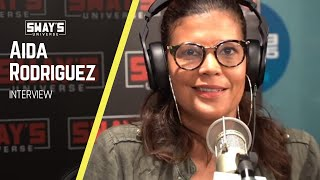 Comedian Aida Rodriquez Celebrates Tiffany Haddish & Speaks on Afro-Latina Roots | SWAY'S UNIVERSE