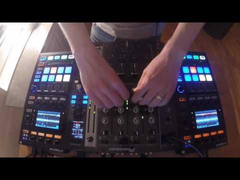 LIVE DJ MIX - HOUSE - 2016 - Kontrol D2 + DJM-750