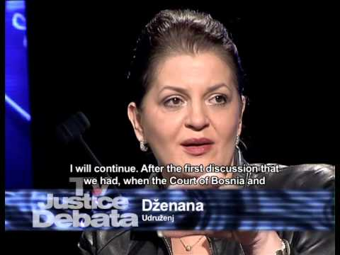 TV Justice: Transparency of Trials in BiH's Media