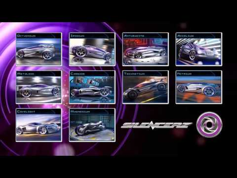 Hot Wheels Acceleracers - Silencerz Theme (Audio)