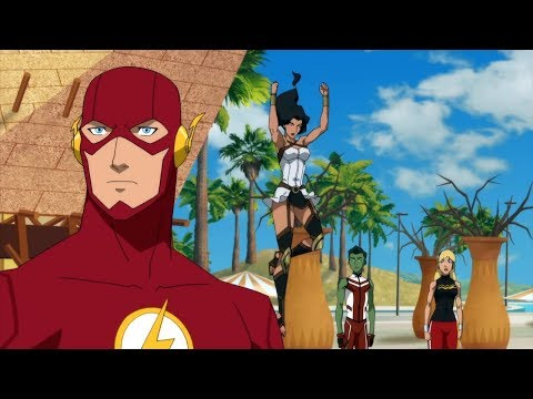 Justice League VS | & Outsiders : Young Justice Outsiders 3X19