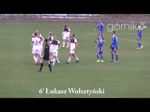 Górnik Zabrze 4-1 MFK Frýdek-Místek. Skrót sparingu (24.03.2017)