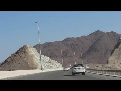 Khor fakkan, Road trip, Great Driving Experience, Mountains, Hills,UAE,#Dubai ....