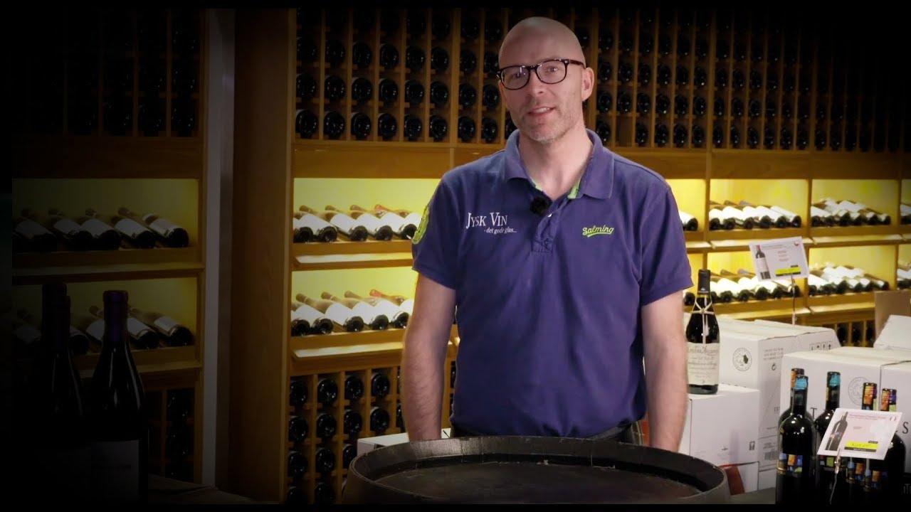 Hvilken temperatur skal din vin serveres ved? (8)