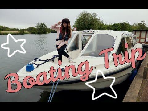 Boating Trip!! ~Norfolk Broads~