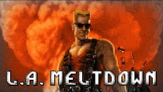 Duke Nukem 3D - Episode 1 - L.A. Meltdown