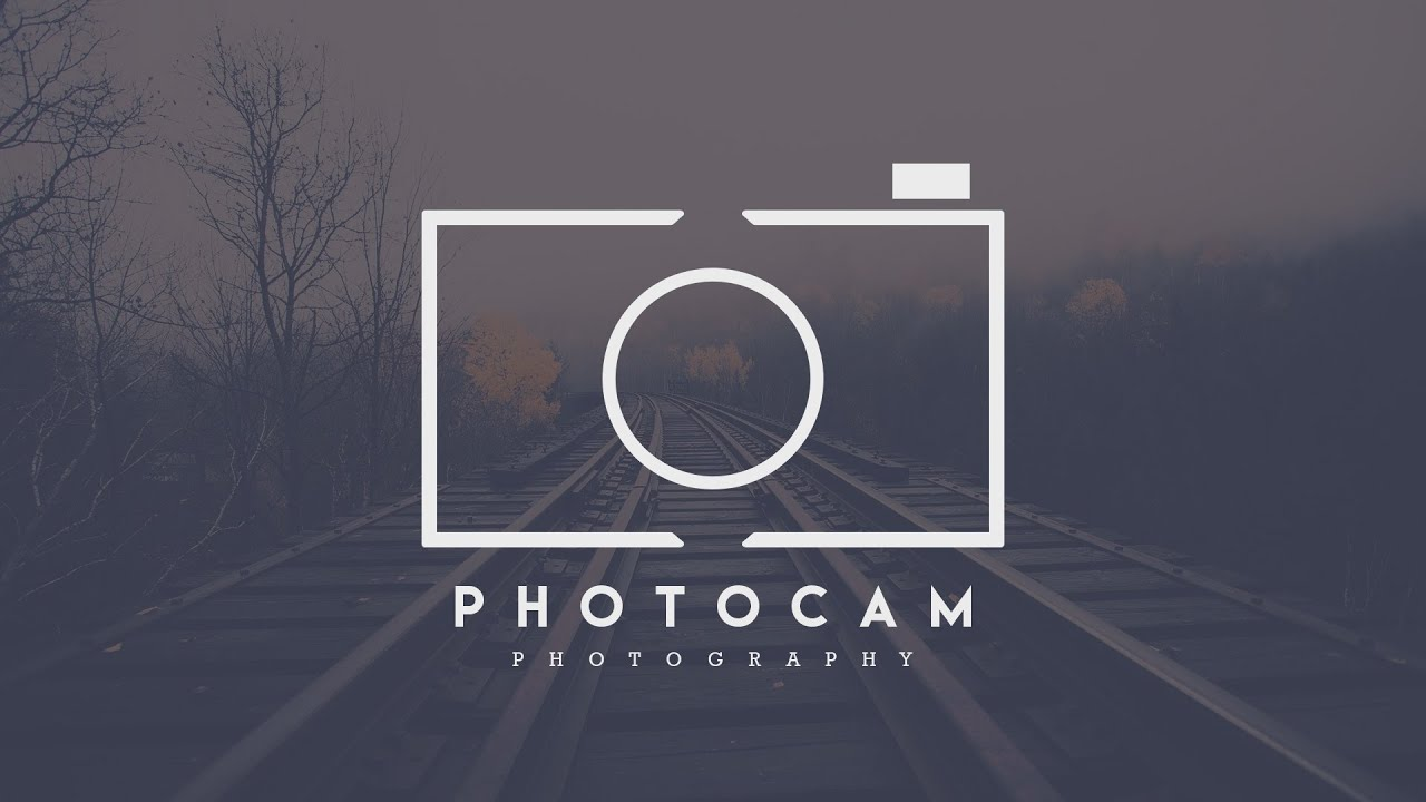 how to create photography logo in photoshop cs6