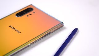 Galaxy Note 10 and 10+: 5 best and 5 worst things!