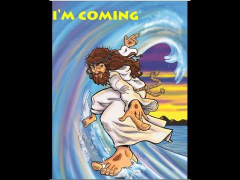 Hold On, I'm Coming - Sam and Dave with lyrics (Bonus funny pics of Jesus Coming)