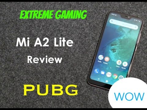 Xiaomi Mi A2 Lite Gaming Review after Updates/High End games Snapdragon 625 in 2018/2019