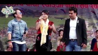 ramji khand | live lok dohori | राम्जीले नचाय स्याङजाका लाखौ र्दशक | bejod dohori