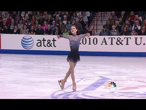 Sasha Cohen - 2010 U.S. Figure Skating Championships - Long Program