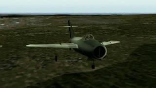 MiG Alley by Rowan: 1999: MiG 15