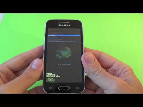 Samsung Galaxy Trend 2 Lite G318H hard reset