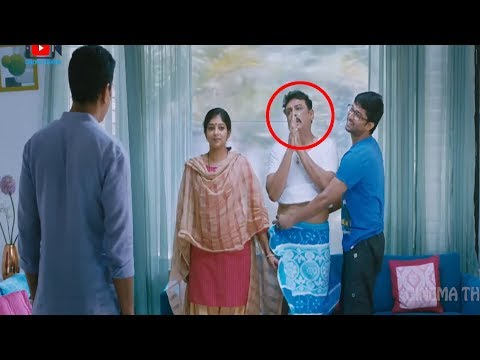 Natural Star Nani & Naresh Recent Blockbuster Movie Interesting Scene | Nani Movies | Cinema Theater