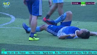 FC 68 HOÀNG MAI VS FC XUÂN THÀNH