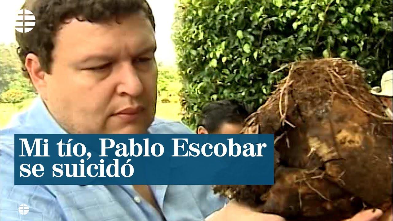 Entrevista exclusiva a Nicolás Escobar: Mi tío, Pablo , se suicidó .
