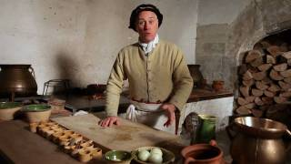 16th Century Roast Pork and Onion Gravy: Tudor cook-along