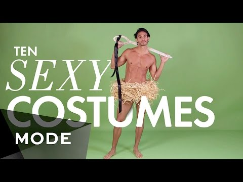 Sexy costume for men