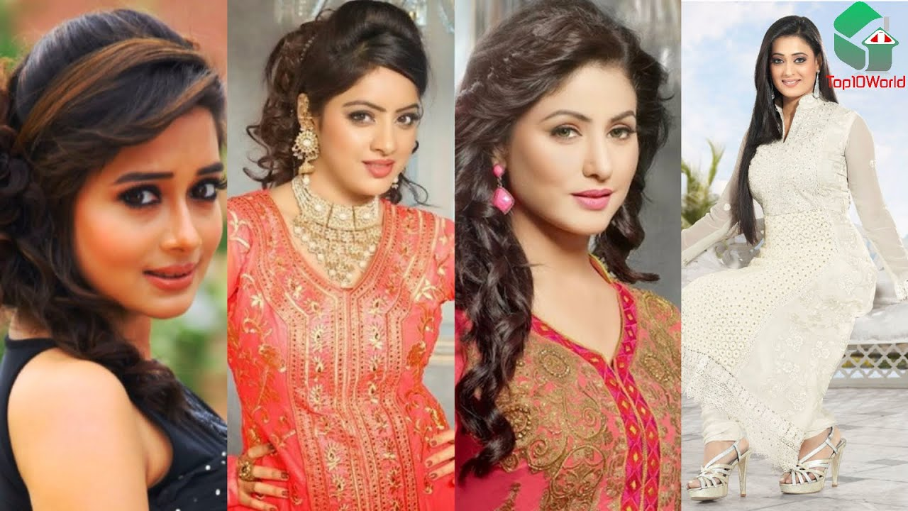 top 15 beautiful indian tv serial actresses - youtube