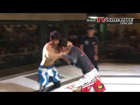 GOLD FIGHT 9 Eric Pé de Pano vs Halan Assakura
