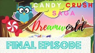 Candy Crush Saga Dreamworld Level 665 (final Dreamworld episode)