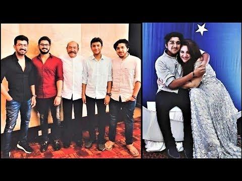 Bigg Boss Vanitha Vijayakumar son Srihari photos TamilCineChips