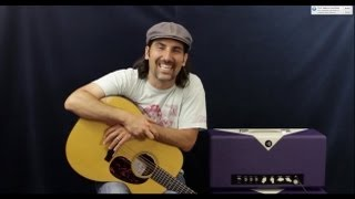 Nickelback - Never Gonna Be Alone - Song Tutorial - Acoustic Guitar Lesson