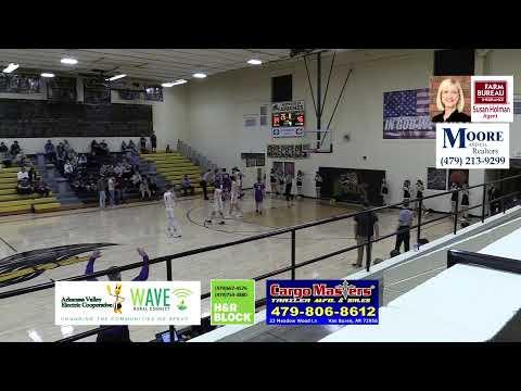 OZARK vs. Pottsville High School January 30,2021