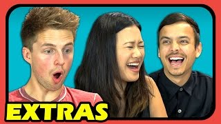 YouTubers React to Try to Watch This Without Laughing or Grinning #2 (EXTRAS #45)