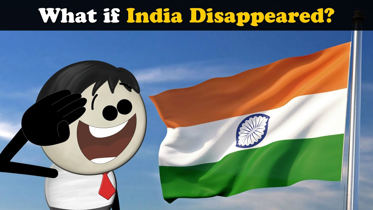 What if India Disappeared? + more videos   #aumsum #kids #science #education #children