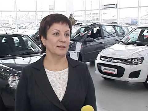 Салон Лада предлагает южноуральцам новый автомобиль по уникальной цене