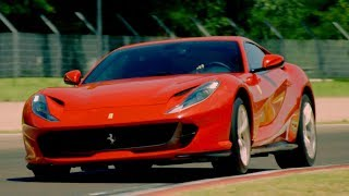 Ferrari 812 Superfast | Top Gear: Series 25