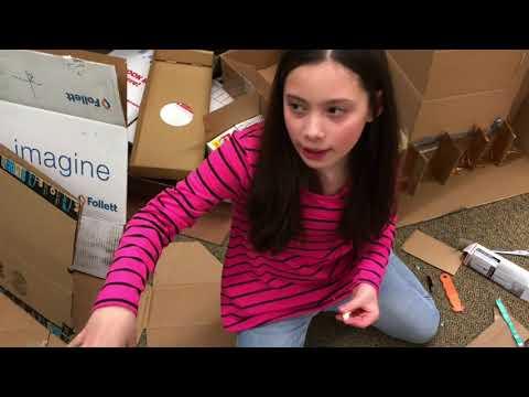 Prairie Trail School Cardboard Challenge