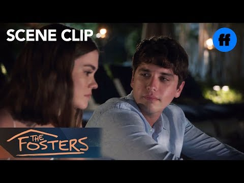 The Fosters  Series Finale: Poolside Chat  Freeform