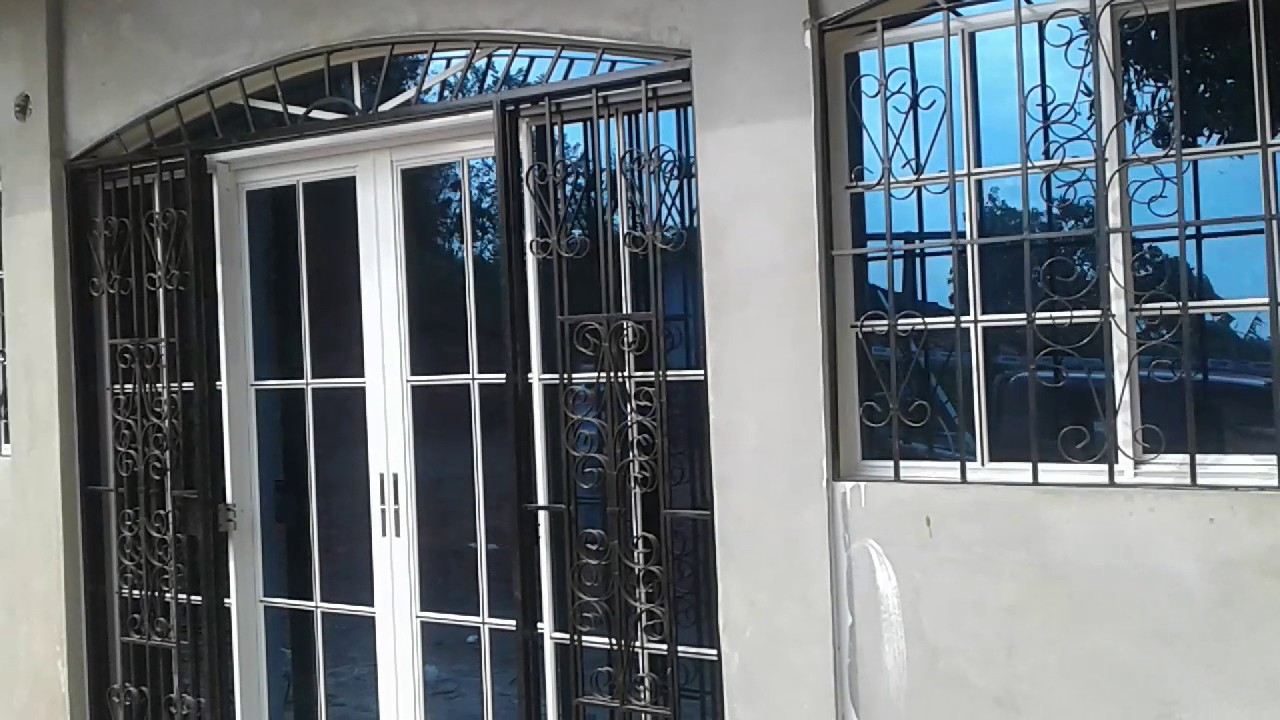 obra ya terminada ventanas francesa balcones puerta