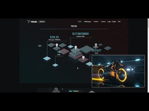 TRX Tron | ADX AdEx - Trade Tactics on Binance Dec 21th, 2017