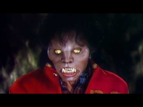 Michael Jackson - Thriller Werecat Scene - (SCORE EDIT)