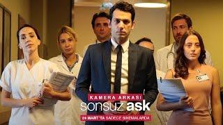 Sonsuz Aşk - Murat Yıldırım Doktor Oldu (Kamera Arkası)